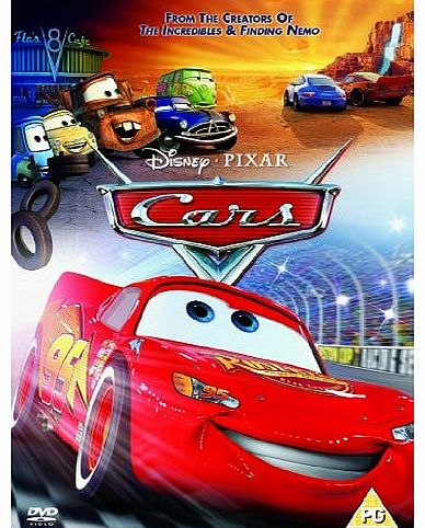 WALT DISNEY PICTURES Cars [DVD] (2006)